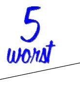 5-Worst