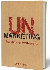 UnMarketing Book Cover