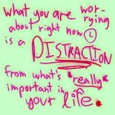 distraction | BIGG Success