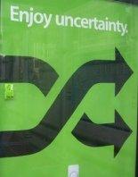 enjoy uncertainty | BIGG Success