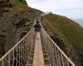 the swinging bridge to BIGG Success