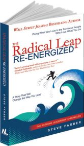 Radical Leap Re-Energized book | BIGG Success interview