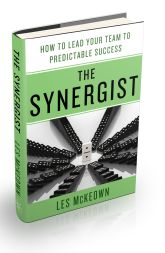 The Synergist | Les McKeown | The BIGG Success Show Podcast