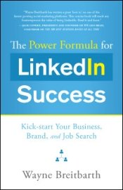 The Power Formula for LinkedIn Success Book Cover | BIGG Success