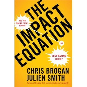 The IMPACT Equation book