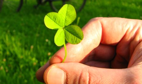 How to be lucky with money for BIGG Success