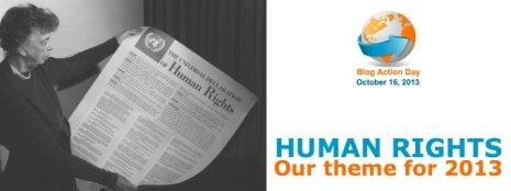 Entrepreneurship and Human Rights | Blog Action Day 2013 #BAD13