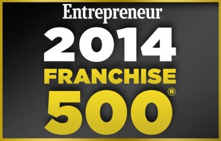 top Franchises 2014-Entrepreneur