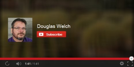 Video Content-Douglas E Welch