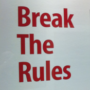 Break the Rules to Win
