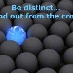 Brand Positioning - Be Distinctive!
