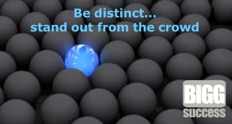 Brand Positioning - Be Distinctive!