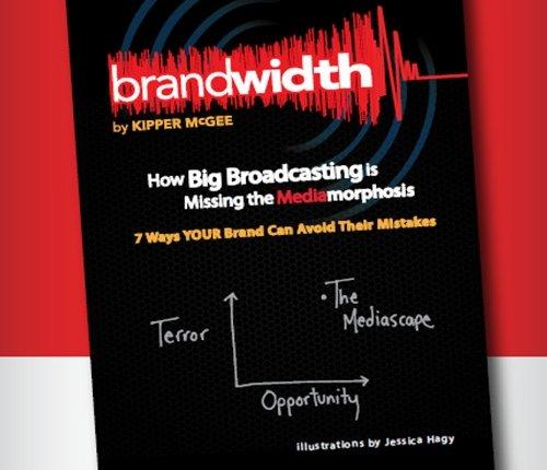 Brandwidth by Kipper McGee Book Cover