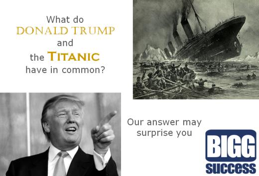 Donald Trump & Titanic
