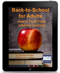 Back to School Life Long Learning eBook Cover