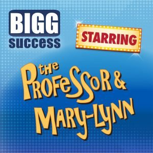 The Professor & Mary-Lynn Logo