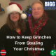 Keep Grinches from Stealing Christmas Blog Image