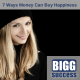 7 ways money can buy happines blog post image
