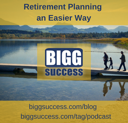 retirement planning an easier way blog image
