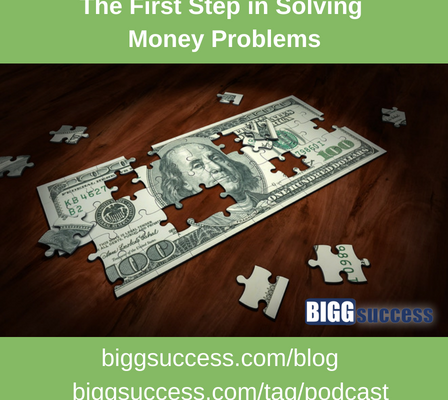 100 dollar bill puzzle for blog post about solving money problems