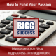 image of calculater for blog & podcast about how to fund your passion