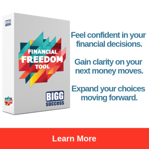 Financial Freedom Tool Learn More ad image