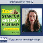 Finding Startup Money