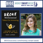 Broke Millennial Erin Lowry on Beginning Investing