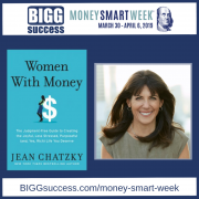 Money Smart Week Guest on BIGG Success Jean Chatzky