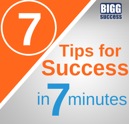 7 Tips in 7 Minutes blog post image