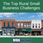The Top Rural Small Business Challenges