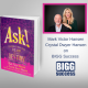 Image of Mark Victor Hansen and Crystal Hansen with their new book Ask