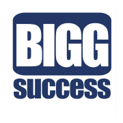 BIGG Success Logo boxed