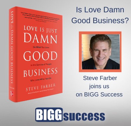 Is Love Damn Good Business blog imag